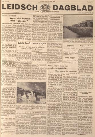 Leidsch Dagblad 1949-01-14