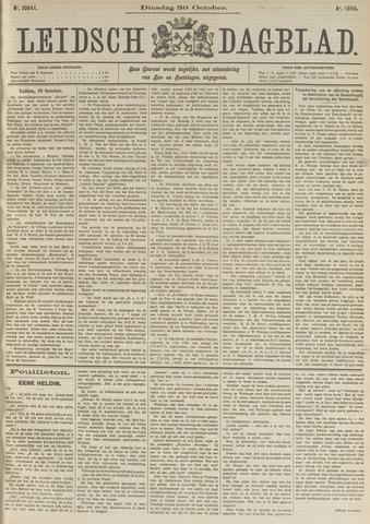 Leidsch Dagblad 1894-10-30