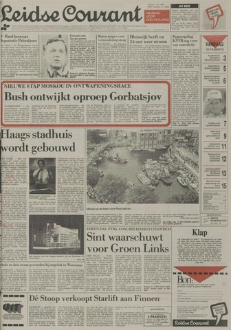 Leidse Courant 1989-07-07