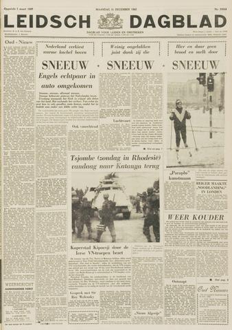 Leidsch Dagblad 1962-12-31