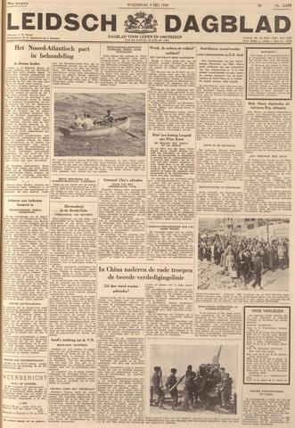 Leidsch Dagblad 1949-05-04