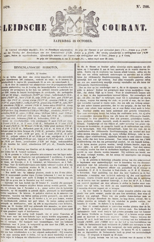 Leydse Courant 1879-10-18