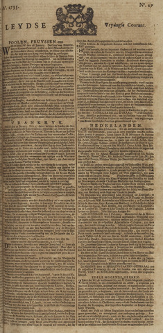 Leydse Courant 1755-02-07
