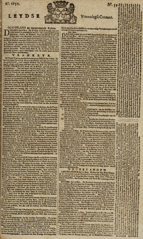 Leydse Courant 1752-05-17