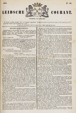 Leydse Courant 1883-01-12