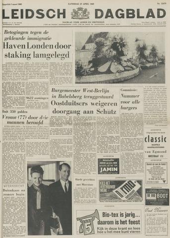 Leidsch Dagblad 1968-04-27