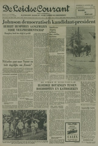 Leidse Courant 1964-08-27