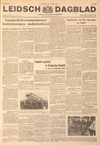 Leidsch Dagblad 1947-03-25
