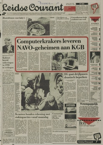 Leidse Courant 1989-03-03