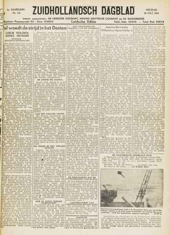 Zuidhollandsch Dagblad 1944-07-28