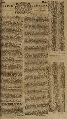 Leydse Courant 1784-10-08