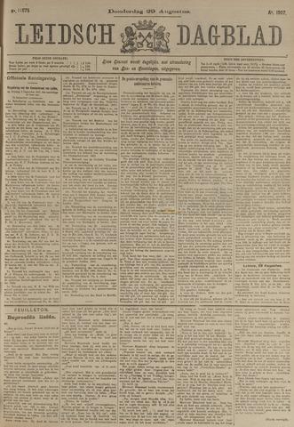 Leidsch Dagblad 1907-08-29
