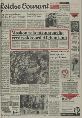 Leidse Courant 1988-01-07