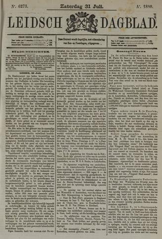 Leidsch Dagblad 1880-07-31