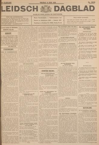 Leidsch Dagblad 1928-06-08