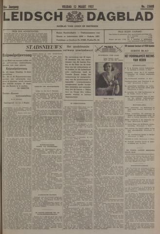 Leidsch Dagblad 1937-03-12