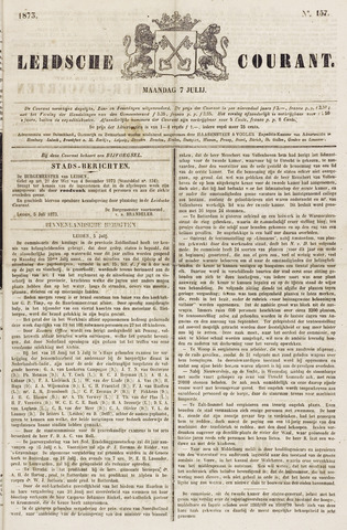 Leydse Courant 1873-07-07