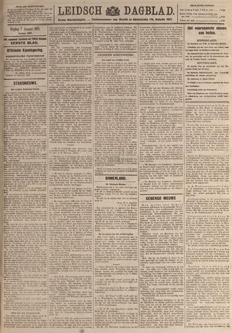 Leidsch Dagblad 1921-01-07