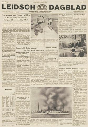 Leidsch Dagblad 1954-03-30