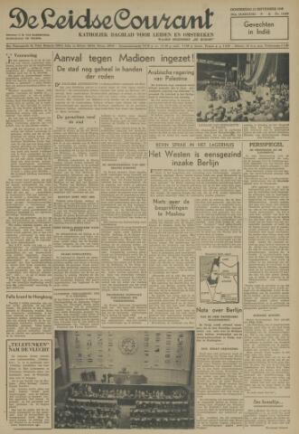 Leidse Courant 1948-09-23