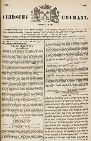 Leydse Courant 1872-05-08