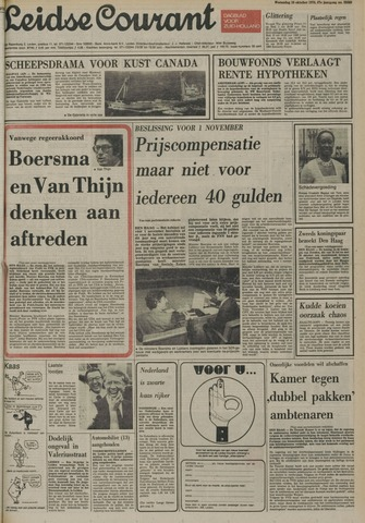 Leidse Courant 1976-10-20