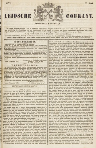 Leydse Courant 1872-08-08