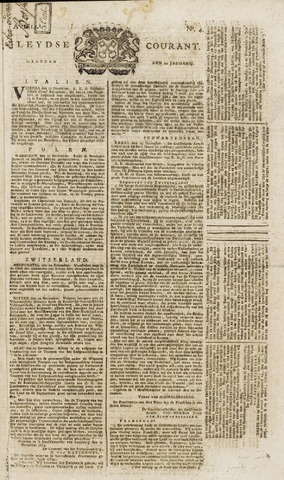 Leydse Courant 1814-01-10