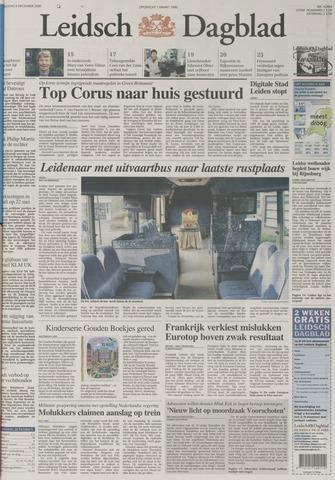 Leidsch Dagblad 2000-12-06