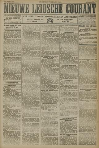 Nieuwe Leidsche Courant 1927-02-17