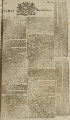 Leydse Courant 1770-09-10