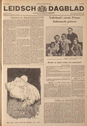 Leidsch Dagblad 1947-02-18