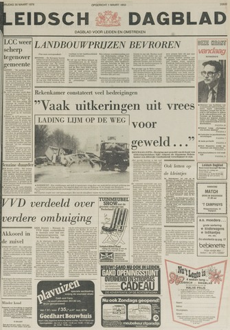 Leidsch Dagblad 1979-03-30
