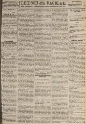 Leidsch Dagblad 1921-11-11