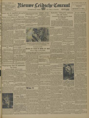 Nieuwe Leidsche Courant 1947-10-25