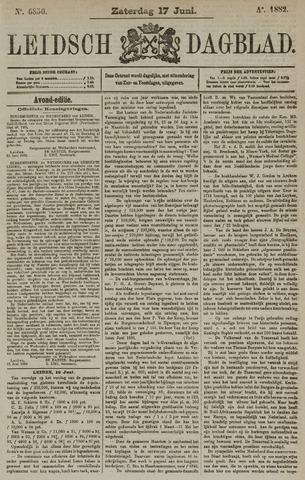 Leidsch Dagblad 1882-06-17