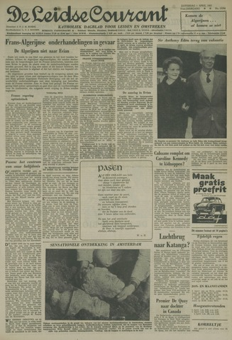 Leidse Courant 1961-04-01