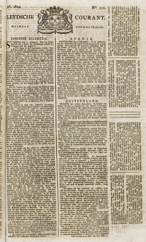 Leydse Courant 1825-09-19
