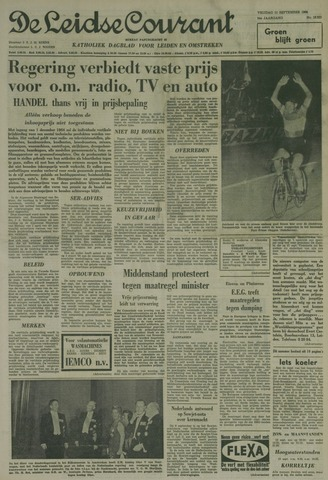 Leidse Courant 1964-09-11