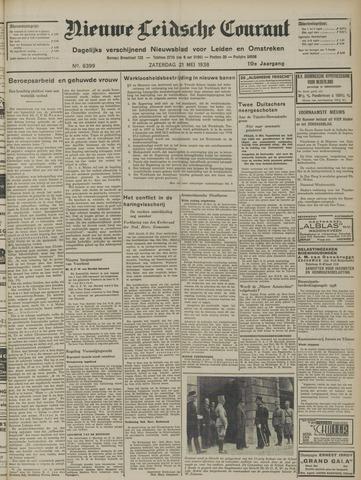 Nieuwe Leidsche Courant 1938-05-21