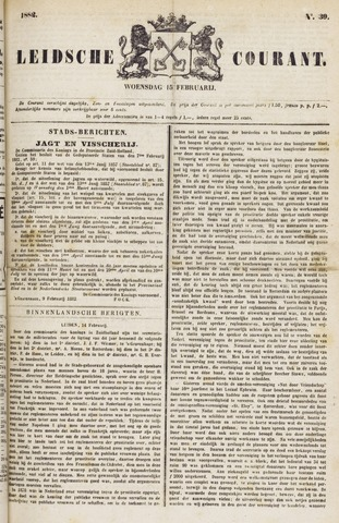 Leydse Courant 1882-02-15