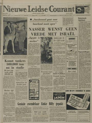 Nieuwe Leidsche Courant 1967-11-24