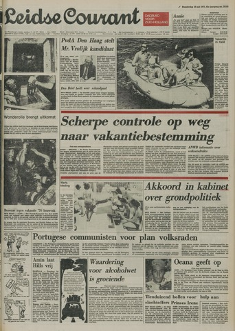 Leidse Courant 1975-07-10