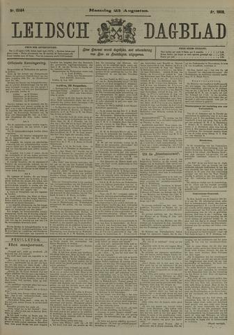 Leidsch Dagblad 1909-08-23