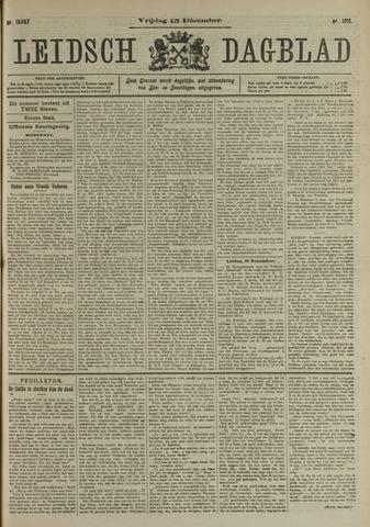 Leidsch Dagblad 1911-12-15