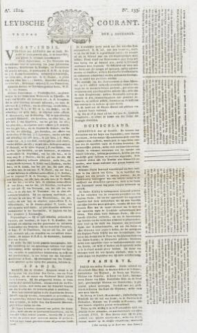 Leydse Courant 1824-11-05