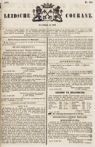 Leydse Courant 1875-05-24