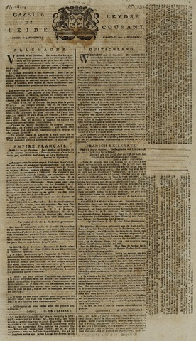 Leydse Courant 1811-11-04
