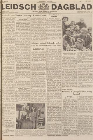 Leidsch Dagblad 1951-06-05
