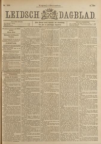 Leidsch Dagblad 1899-12-01